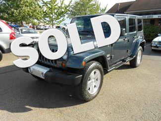 2008 Jeep Wrangler Unlimited Sahara Memphis, Tennessee