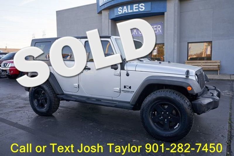 2008 Jeep Wrangler Unlimited X | Memphis, TN | Mt Moriah Truck Center