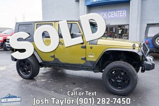 2008 Jeep Wrangler Unlimited Sahara | Memphis, TN | Mt Moriah Truck Center in Memphis TN