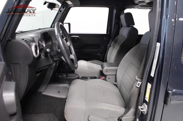 2008 Jeep Wrangler Unlimited Sahara Merrillville, Indiana 10