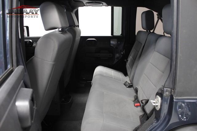 2008 Jeep Wrangler Unlimited Sahara Merrillville, Indiana 12