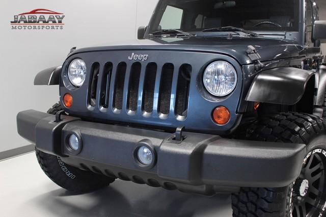 2008 Jeep Wrangler Unlimited Sahara Merrillville, Indiana 27