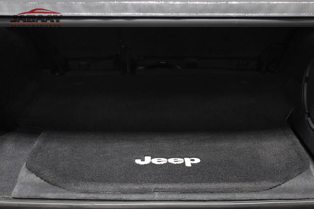 2008 Jeep Wrangler Unlimited Sahara Merrillville, Indiana 25