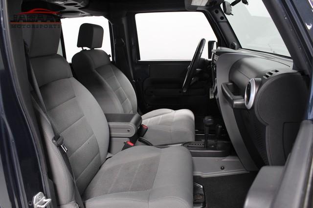 2008 Jeep Wrangler Unlimited Sahara Merrillville, Indiana 15