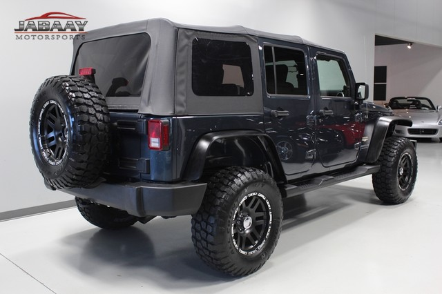 2008 Jeep Wrangler Unlimited Sahara Merrillville, Indiana 4
