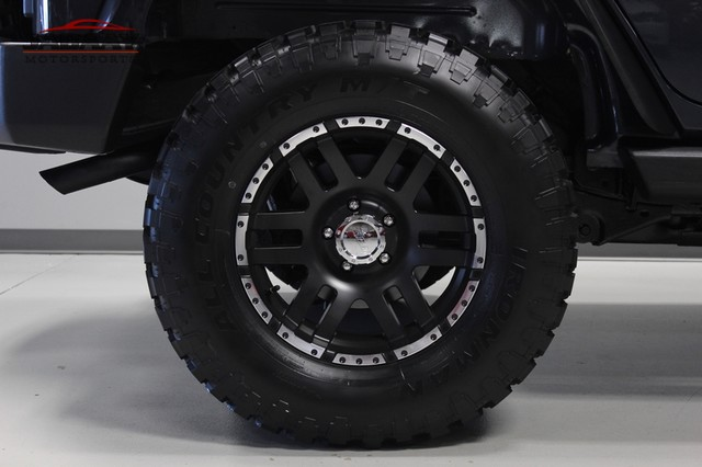 2008 Jeep Wrangler Unlimited Sahara Merrillville, Indiana 43