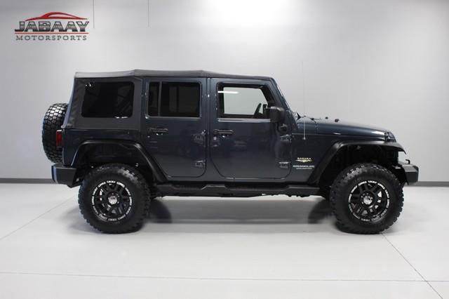2008 Jeep Wrangler Unlimited Sahara Merrillville, Indiana 39