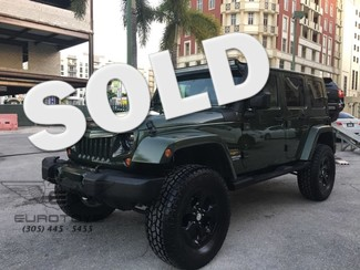 2008 Jeep Wrangler Unlimited X in Miami FL