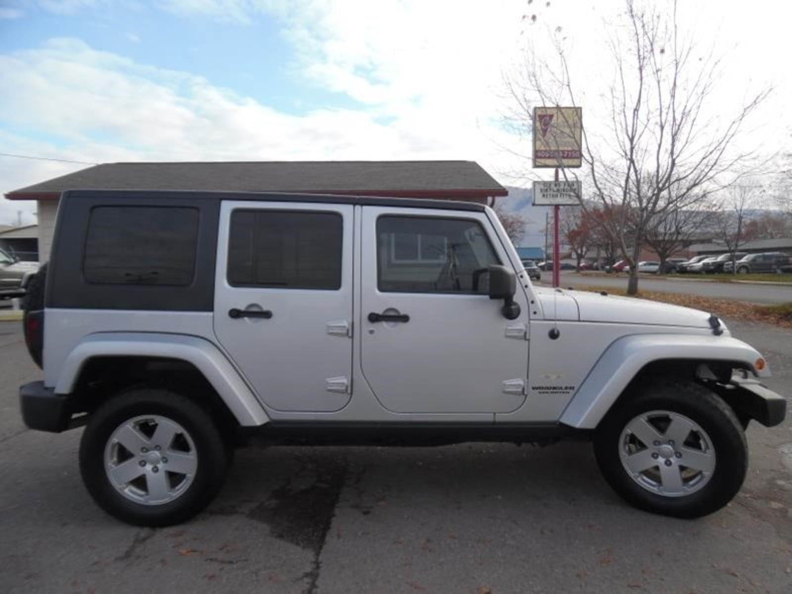 2008 jeep wrangler unlimited sahara city montana montana for 2008 jeep wrangler motor