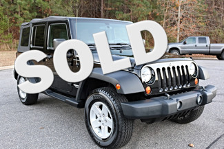2008 Jeep Wrangler Unlimited X Mooresville, North Carolina