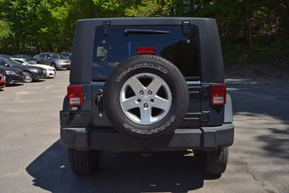 2008 Jeep Wrangler Rubicon Naugatuck, Connecticut 3