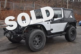 2008 Jeep Wrangler Sahara Naugatuck, Connecticut