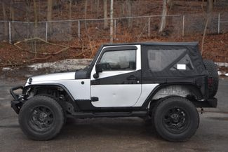 2008 Jeep Wrangler Sahara Naugatuck, Connecticut 1