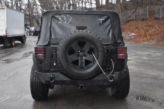 2008 Jeep Wrangler Sahara Naugatuck, Connecticut 3