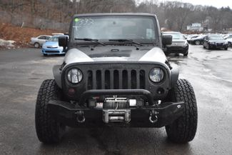 2008 Jeep Wrangler Sahara Naugatuck, Connecticut 7