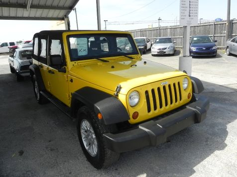 2008 Jeep Wrangler Unlimited X in New Braunfels