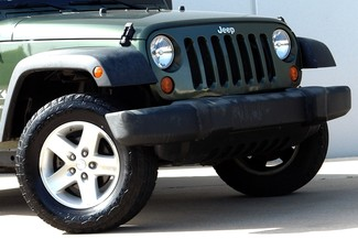 2008 Jeep Wrangler X 4x4 Plano, TX 8