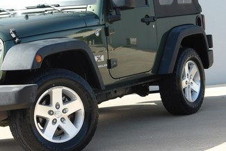2008 Jeep Wrangler X 4x4 Plano, TX 18