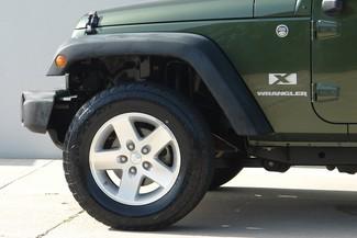 2008 Jeep Wrangler X 4x4 Plano, TX 19