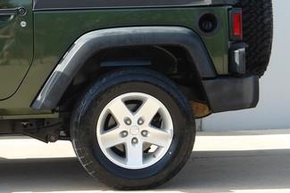 2008 Jeep Wrangler X 4x4 Plano, TX 20