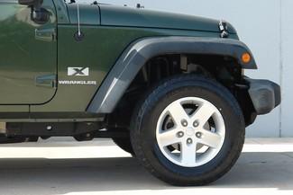 2008 Jeep Wrangler X 4x4 Plano, TX 24