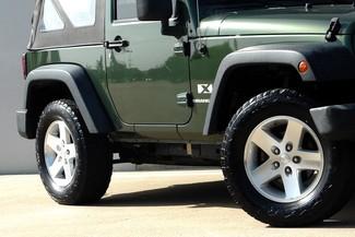 2008 Jeep Wrangler X 4x4 Plano, TX 9