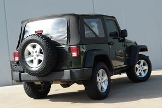 2008 Jeep Wrangler X 4x4 Plano, TX 2