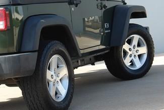 2008 Jeep Wrangler X 4x4 Plano, TX 28