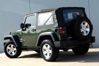 2008 Jeep Wrangler X 4x4 Plano, TX 3