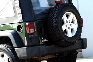 2008 Jeep Wrangler X 4x4 Plano, TX 29