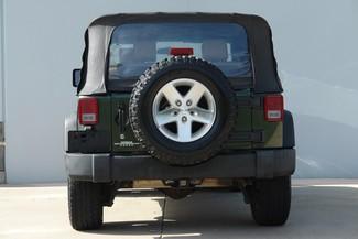 2008 Jeep Wrangler X 4x4 Plano, TX 6