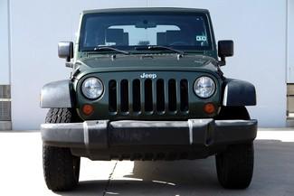 2008 Jeep Wrangler X 4x4 Plano, TX 7