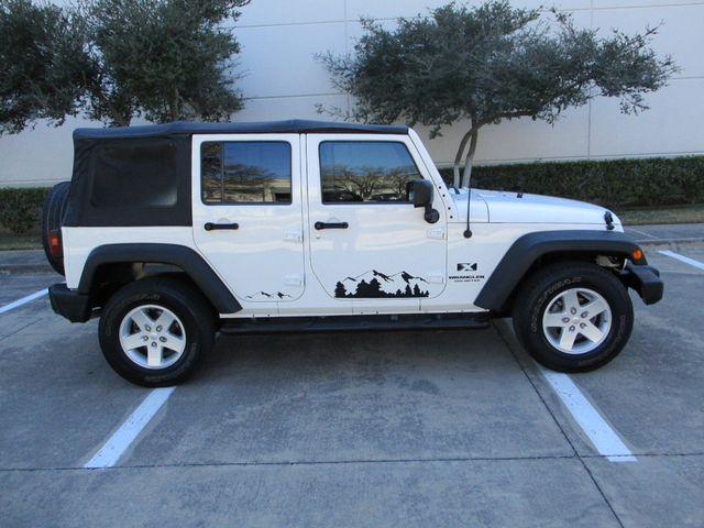 2008 Jeep Wrangler Unlimited X Plano, Texas 1