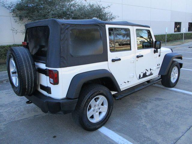 2008 Jeep Wrangler Unlimited X Plano, Texas 2