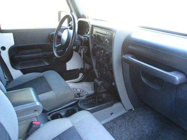 2008 Jeep Wrangler Unlimited X Plano, Texas 22