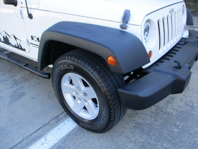 2008 Jeep Wrangler Unlimited X Plano, Texas 4