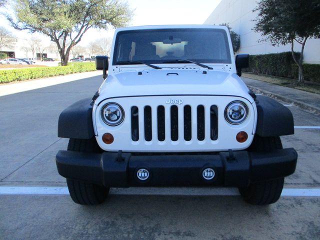 2008 Jeep Wrangler Unlimited X Plano, Texas 5