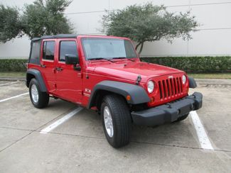2008 Jeep Wrangler Unlimited X Plano, Texas