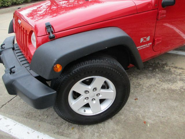 2008 Jeep Wrangler Unlimited X Plano, Texas 10