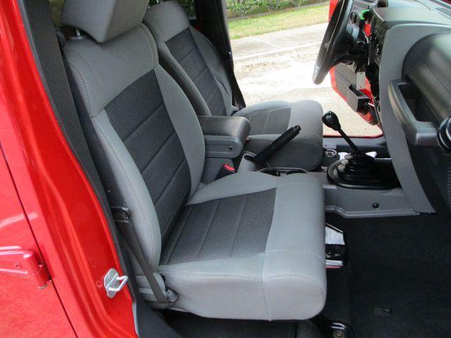 2008 Jeep Wrangler Unlimited X Plano, Texas 21