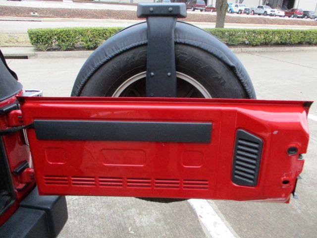 2008 Jeep Wrangler Unlimited X Plano, Texas 23
