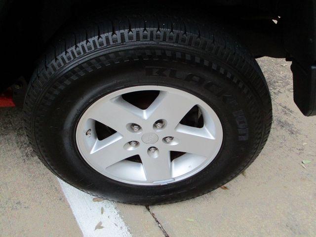 2008 Jeep Wrangler Unlimited X Plano, Texas 26