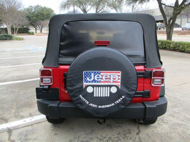 2008 Jeep Wrangler Unlimited X Plano, Texas 3