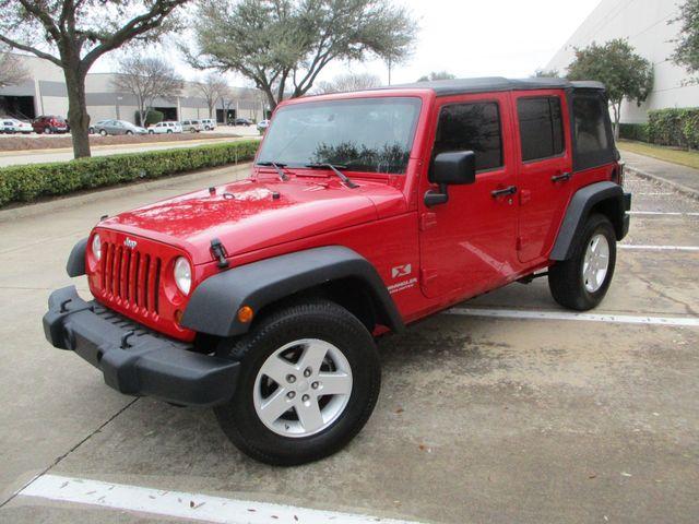 2008 Jeep Wrangler Unlimited X Plano, Texas 6
