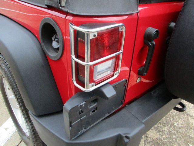 2008 Jeep Wrangler Unlimited X Plano, Texas 9