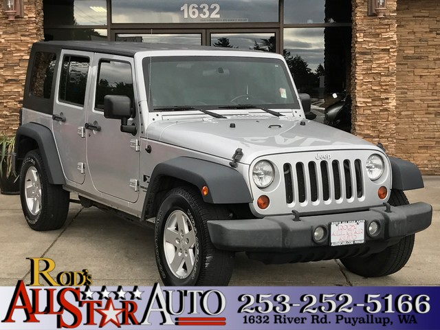 2008 Jeep Wrangler Unlimited X This vehicle is a CarFax certified one-owner used car Pre-owned ve