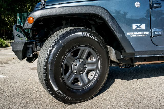 2008 Jeep Wrangler Unlimited X Reseda, CA 11