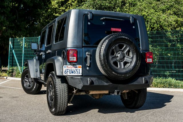 2008 Jeep Wrangler Unlimited X Reseda, CA 7