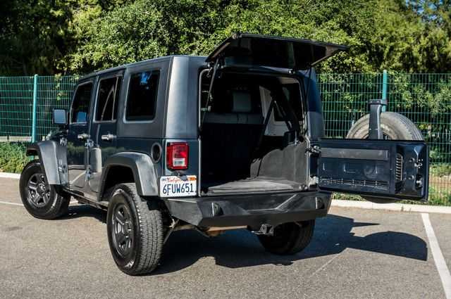 2008 Jeep Wrangler Unlimited X Reseda, CA 10
