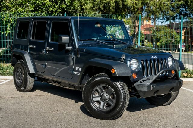 2008 Jeep Wrangler Unlimited X Reseda, CA 40